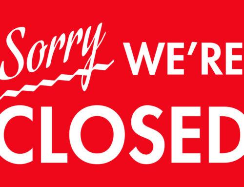 Craignure Castaways Notice Of Temporary Closure